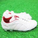 ファルカススーパーワイドLE TRX HG ホワイト×カレッジレッド 【adidas|アディダス】サッカースパイク