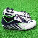 アブソラドパワースワーブTRX HG WF PランニングホワイトMET×インディゴF08×レイブグリーンF08 【adidas|アディダス】サッカースパイク