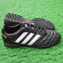 パティークX TF ブラック×ランニングホワイト×カレッジレッド 【adidas|アディダス】サッカートレーニングシューズ731322