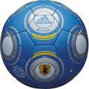 テラパスグライダー 日本代表 4号球 【2009japanblue】【adidas|アディダス】サッカーボール4号球