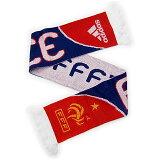 フランス代表 2010 フェデレーションスカーフ 【adidas|アディダス】サッカーフットサル防寒アクセサリーjf772-p45206
