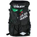 バックパック 小 【ATHLETA|アスレタ】サッカーフットサルバッグsp-101s
