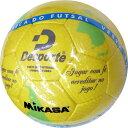 フットサルボール イエロー 【Desporte|デスポルチ】【MIKA...