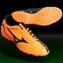 イグニタス 4 AS オレンジ×ブラック 【MIZUNO|ミズノ】サッカーフットサルトレーニングシューズp1gd163254