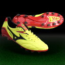 S trailer NEO yellow X black [MIZUNO|] Mizuno 】 soccer spikes 12kp-30745