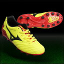 S trailer NEO JR EL yellow X black [MIZUNO|] Mizuno 】 soccer Junius pike 12kp-32945