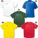 半袖ゲームシャツ 【MIZUNO|ミズノ】サッカーフットサルウェアーp2ja4002