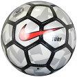 デュラベル ホワイト×ブラック 【NIKE ナイキ】サッカーボール5号球sc2777-100-5
