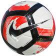 ストライク コパアメリカ 100 ホワイト×トータルクリムゾン 【NIKE|ナイキ】サッカーボール5号球sc2907-134-5
