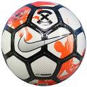 フットボール X プレミア ホワイト×トータルクリムゾン 【NIKE ナイキ】フットサルボール4号球sc3051-100-pro