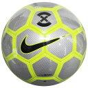 デュオ リフレクト X リフレクトシルバー×ボルト 【NIKE ナイキ】サッカーボール5号球sc3097-010-5