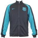 FCバルセロナ AUTH N98 トラックジャケット 【NIKE|ナイキ】クラブチームウェアー777311-014