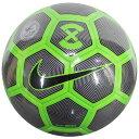 フットボール X デュロ ブラック×エレクトリックグリーン 【NIKE|ナイキ】サッカーボール5号球sc3099-010-5