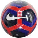 パリサンジェルマン サポーターズボール 【NIKE|ナイキ】サッカーボール4号球sc3107-410-4