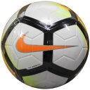 オーデム 5 ホワイト×レーザーオレンジ 【NIKE|ナイキ】サッカーボール5号球sc3128-