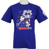 日本代表 2014 ミッキーマウス半袖Tシャツ WIN! サッカーフットサルウェアー11419185