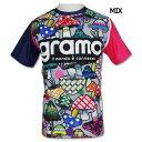 KINOKO 半袖プラクティスシャツ 【gramo|グラモ】サッカーフットサルウェアーp-025