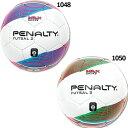 フットサル 【PENALTY|ペナルティ】フットサルボール2号球pe6720