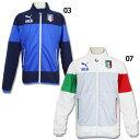 イタリア代表 2014 FIGC ウーブンジャケット 【PUMA|プーマ】ナショナルチームウェアー744268
