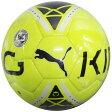 キング グラフィック J セーフティイエロー×ブラック 【PUMA プーマ】サッカーボール4号球082499-15-4