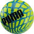エヴォスピード 5.4 スピードフレーム J セーフティイエロー×アトミックブルー 【PUMA プーマ】サッカーボール4号球082542-03-4
