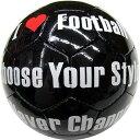 MESSAGE OF FOOTBALL ブラック 【SFIDA|スフィ...