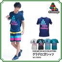 グラデロゴTシャツ 【SVOLME スボルメ】サッカーフットサルウェアー161-75910