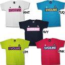 ジュニア ボックスロゴTシャツ J 【SVOLME|スボルメ】サッカーフットサルジュニアウェアー163-92610