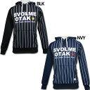 モビライトストライプクルーパーカー 【SVOLME OTAK|スボルメオタク】サッカーフットサルウェアー661-03111
