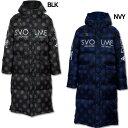 ドットダウンベンチコート 【SVOLME|スボルメ】サッカーフットサル防寒ウェアー173-4