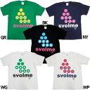 ロゴTシャツ 【SVOLME|スボルメ】サッカーフットサルウェアー