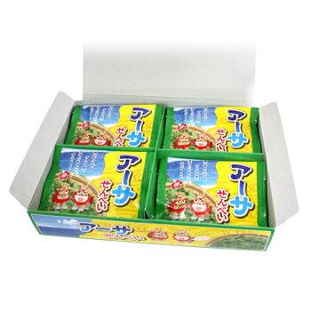 沖縄アーサせんべい(3枚×12袋)の紹介画像2