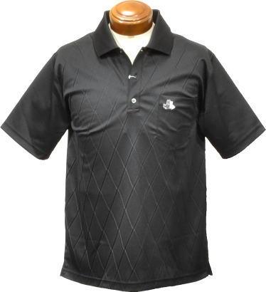 【セール】ブラックアンドホワイト メンズ 半袖ポロシャツ 9706GS/XP UVカット【L】 【セール】ブラックアンドホワイト メンズ 半袖ポロシャツ 9706GS/XP UVカット【L】