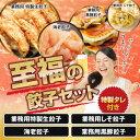 ★【送料無料】至福のひと時餃子セット