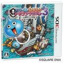 【新品】【3DS】【通常版】スライムもりもりドラゴンクエスト3 大海賊としっぽ団