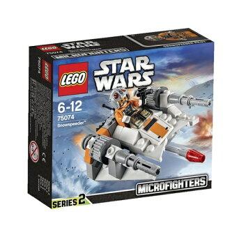 樂高星球大戰微戰鬥機大戰雪地專案 75074 樂高星球大戰