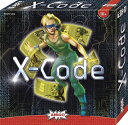 Xコード(X-Code)【メビウスゲームズ】【新品】 ボードゲーム アナログゲーム テーブルゲーム ボドゲ