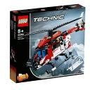 レゴ テクニック 救助ヘリコプター 42092【新品】 LEGO 知育玩具