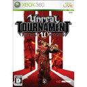 FPSの名作「アンリアル」シリーズ最新作。【新品】【XBOX360】アンリアル トーナメント3 -Urreal Tournament3-