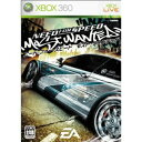 パトカーとの壮絶なカーチェイスを逃げ切れ!【中古】【XBOX360】ニードフォースピード モスト・ウォンテッド -Need for Speed Most Wanted-