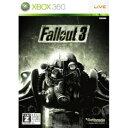 核戦争の荒廃した世界を舞台にした真の次世代RPG【新品】【XBOX360】フォールアウト3 -Fallout3-