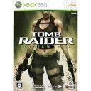 【新品】【XBOX360】トゥームレイダー アンダーワールド -TOMB RAIDER UNDERWORLD-