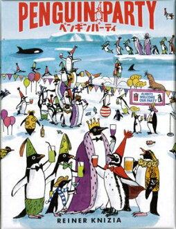 企鵝 (企鵝党) 卡類比遊戲表遊戲 02P19Dec15