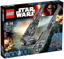 レゴ スター・ウォーズ カイロ・レンのコマンドーシャトル[TM] 75104【新品】 LEGO スターウォーズ 知育玩具 【宅配便のみ】