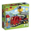 レゴ デュプロ デュプロのまち 消防車 10592【新品】 LEGO 知育玩具 【宅配便のみ】