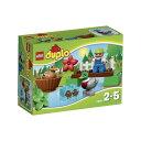 レゴ デュプロ デュプロ の森 カモのかぞく 10581【新品】 LEGO 知育玩具 【宅配便のみ】