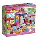 レゴ デュプロ デュプロ のまち カフェ 10587【新品】 LEGO 知育玩具 【宅配便のみ】