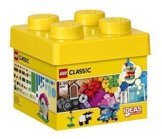 想法基本 10,692 盒樂高經典黃色樂高經典教育 legoclassic