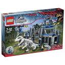 レゴ ジュラシックワールドインドミナス・レックスの脱走 75919【新品】 LEGO 知育玩具 【宅配便のみ】