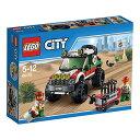 レゴ シティ 4WDオフロードカー 60115【新品】 LEGO 知育玩具 【宅配便のみ】